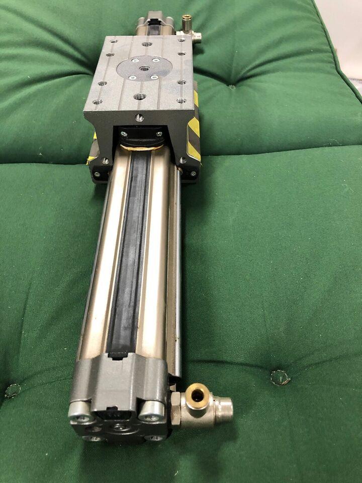 Trykluftcylinder med slæde, UNIVER S5011320250