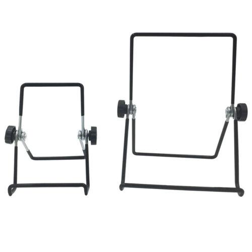 7-10/'/' Iron Folding Adjustable Desk Holder Mount Stand Bracket Fr iPad Tablet DS