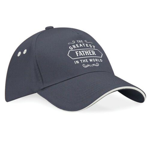 Father Gift I Love Keepsake Birthday Christmas Present Idea For Men Hat Cap