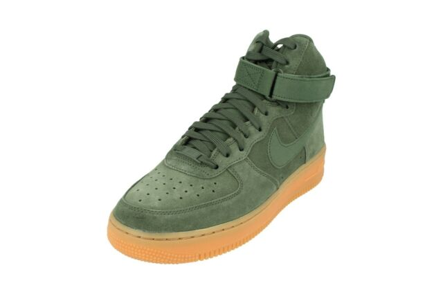 Nike Air Force 1 High 07 LV8 Suede Mens Hi Top Trainers AA1118 Sneakers 300 f2945fd62