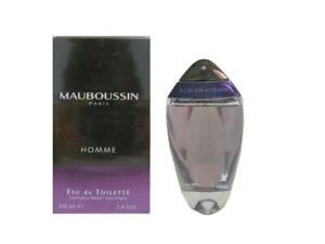 MAUBOUSSIN-HOMME-3-4-Oz-Eau-de-Toilette-Spray-for-Men-New-In-Box-By-Mauboussin