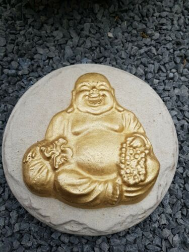 Exlusiver Asiatischer Trittstein//Buddha  Motiv