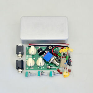 Details about DIY Guitar Pedal Kit- DS-NO1 Distortion Effect Pedal with  1590B Style Box