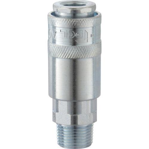 Draper Air Line Tool Coupling Adaptor PCL Female 1//4/'/' BSP Parallel Thread 55060
