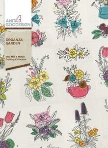 CD New Full Collection Botanical Impressions New Anita Goodesign CD Machine Embroidery
