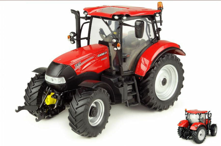 Case IH Maxxum 145 CVX Tractor 1 32 Model 4925 UNIVERSAL HOBBIES