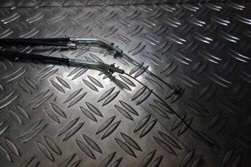 Kawasaki ZX 6 R ZX600G #o702# Gaszug Chocke Satz 3 Teilig Zug Öffner Schlisser