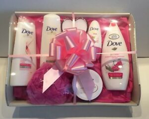Image Is Loading Mothers Day Birthday Gift Basket Hamper For Her