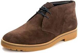 Timberland-Folk-Gentleman-Chukka-Dark-Brown-Suede-0A23V8-Men-Size-10-5-New