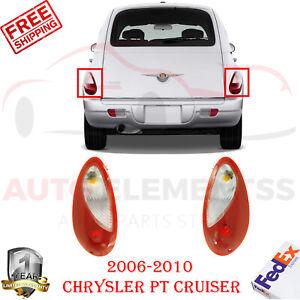 For 2006-2010 Dodge Dakota Tail Lights Lamps Driver & Passenger ...