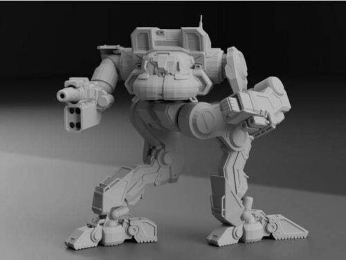 """KTF-Prime /""""Kit Fox/"""" AKA Uller for Battletech"""