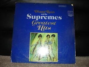Diana Ross Greatest Hits 1976 LP Motown | eBay  |Motowns Greatest Hits Diana Ross