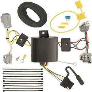 Details about Trailer Wiring Harness Kit For 10-17 Volvo XC60 All Styles on