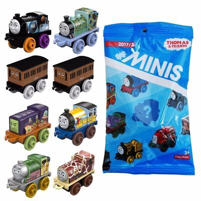 THOMAS THE TANK ENGINE MINIS 2017 WAVE 3 CHOOSE FROM LIST NEW /& SEALED IN BAG