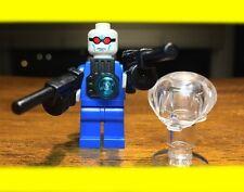LEGO BATMAN MR. FREEZE GENUINE AUTHENTIC MINIFIGURE RARE SET# 7884 BUGGY ESCAPE