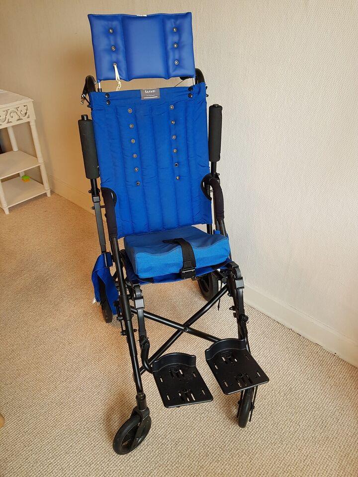 Kørestol, sammenklappelig