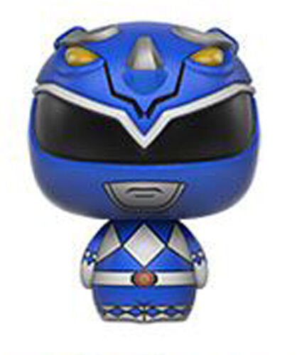 Power Rangers 2/'/' Blue Ranger Pint Size Heroes Trading Figure Anime Manga NEW