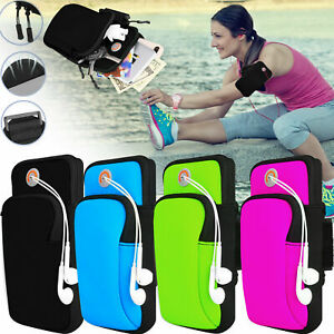 Sport-Armband-Running-Jogging-Gym-Holder-Arm-Band-Bag-Case-Pouch-For-Cell-Phone