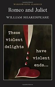 Romeo-and-Juliet-Wordsworth-Classics-by-William-Shakespeare-Paperback-Book-The