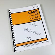 Case 150 150m Uni Loader Parts Manual Catalog Skid Steer Assembly Exploded Views