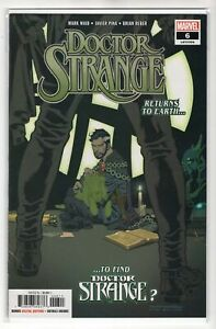 Doctor-Strange-6-Marvel-Comic-1st-Print-2018-NM