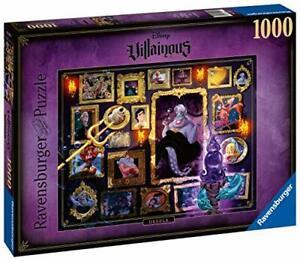 Ravensburger-Jigsaw-Puzzle-URSULA-Disney-Villains-1000-Pieces