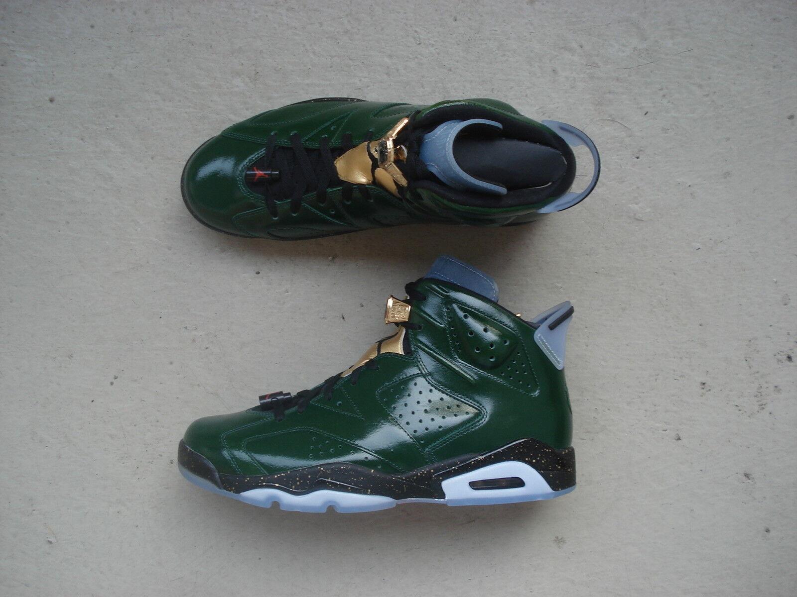 Nike Air Jordan Gold-Challenge 6/VI