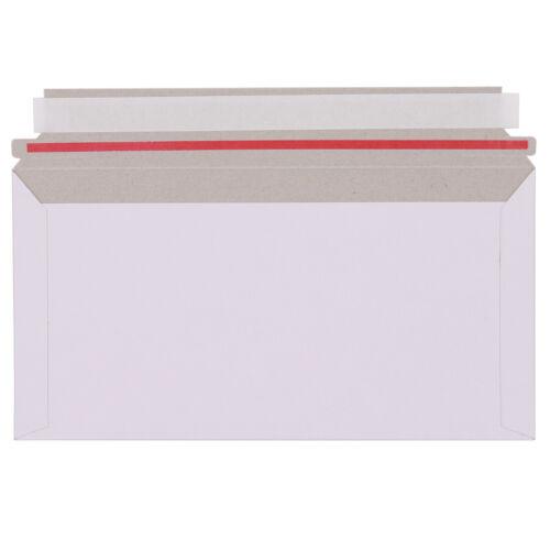 Format grande lettre Compact Lettre Lettre a1 a5 enveloppes carton carton d/'expédition sac blanc