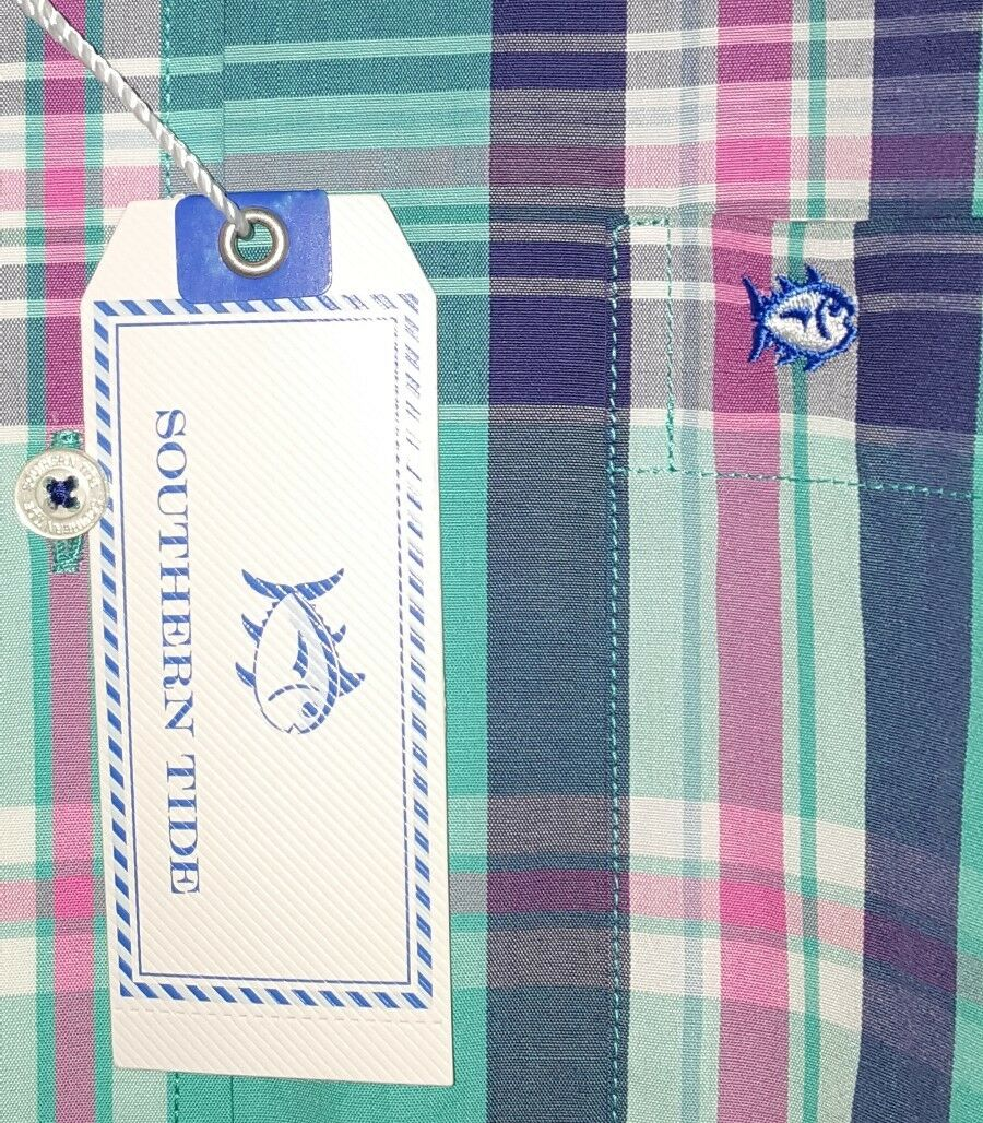 Southern Tide Button-Front Shirt Men's  Small (NWT - )