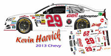 CD_3101 #29 Kevin Harvick   2013 Bell Chevy  1:24 scale decals    ~NEW~