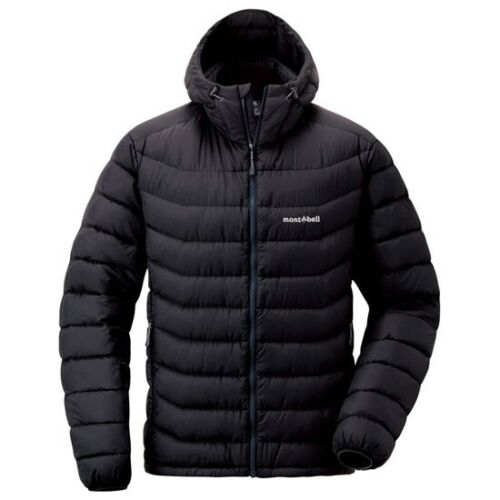 MONTBELL Highland Parka Gunmetal 2301334 GM// Men/'s Mountain Clothing  Jackets