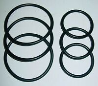Unimat Replacement Drive Belts For The Db-200 Sl-1000 Lathe, Emco, Belt, 3 Sets