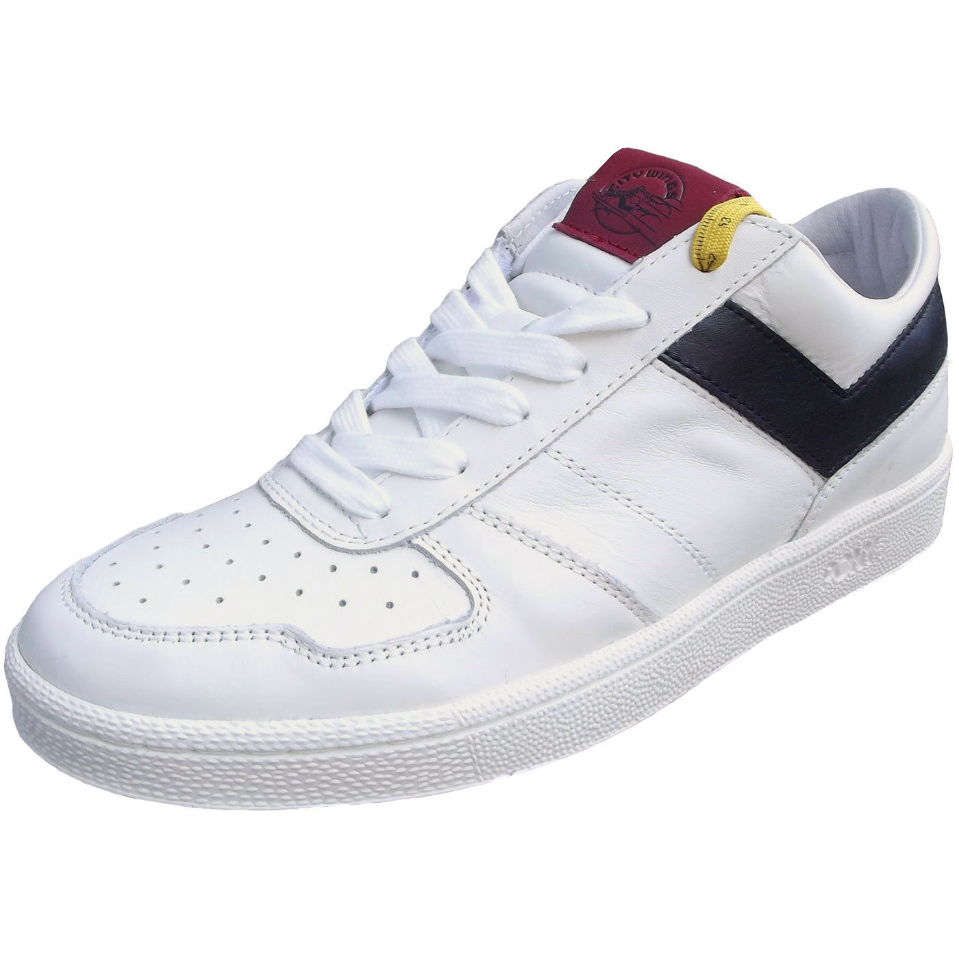 Pony City Wings Herren Sneaker marshmellow/black