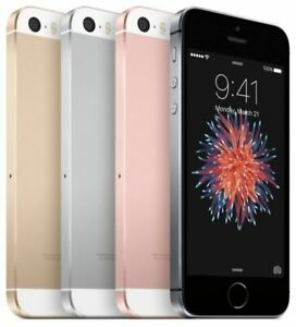 Apple-iPhone-SE-16GB-32GB-64GB-Grey-Gold-Rose-Unlocked-Smartphone-All-Colours