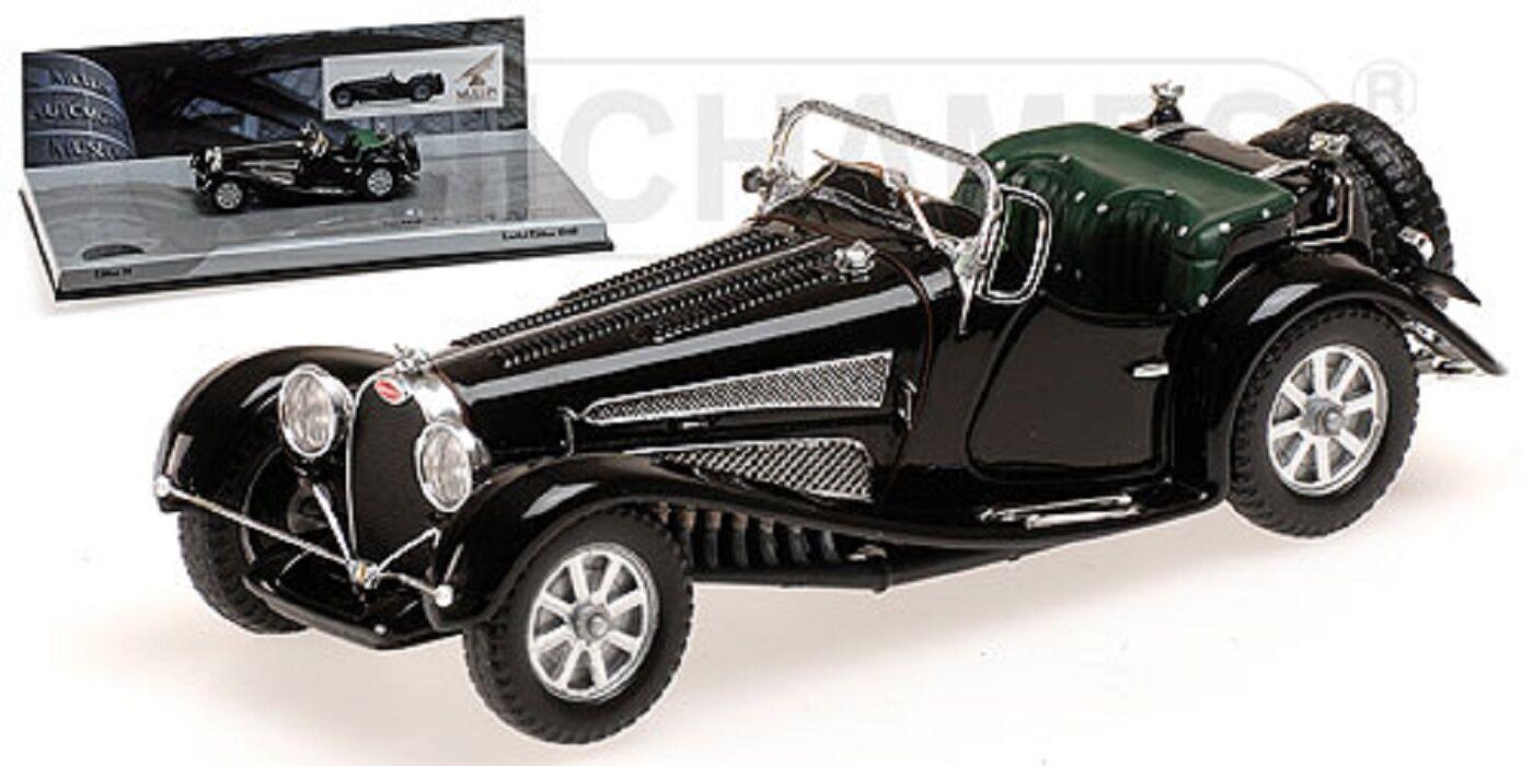 Las ventas en línea ahorran un 70%. 1 1 1 43 Bugatti Type 54 roadster 1931 L.E. 1948 PCs. Minichamps 437110160 OVP New  Ahorre hasta un 70% de descuento.
