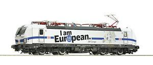 Roco-H0-70319-E-Lok-BR-193-034-I-am-European-034-der-DB-AG-034-Neuheit-2020-034-NEU-OVP
