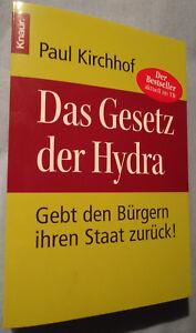 Das-Gesetz-der-Hydra-Paul-Kirchhof-NEU-9783426780466