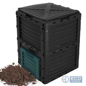 Komposter Gartenkomposter Thermokomposter Kompostbehälter Kompost Behälter 300 L