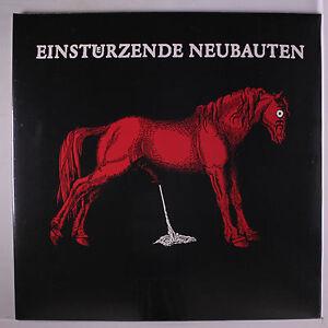 EINSTURZENDE-NEUBAUTEN-Haus-Der-Luge-LP-Sealed-UK-reissue-Rock-amp-Pop
