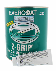 Fiberglass Evercoat 282 Z-Grip Filler - 1 Gal.