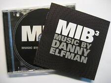 MEN IN BLACK 3 - CD - O.S.T. - ORIGINAL MOTION PICTURE SOUNDTRACK - DANNY ELFMAN