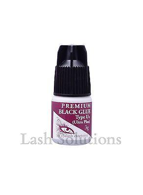 Premium ULTRA PLUS (U+) STRONG GLUE 3ML Eyelash Extension Glue