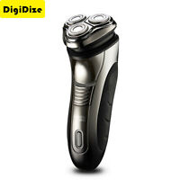 Electric Shaver For Man 4d Floating Men's Washable Rechargeable Rotary Razor