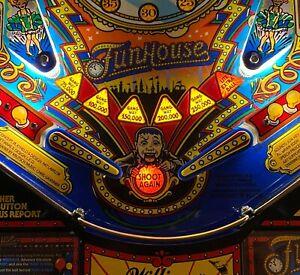 Williams Funhouse Aleta BAT mods (juego de 3) para máquina de Pinball funhouse