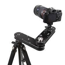 Travel Portable 24cm to 70cm mini camera slider adjustable DSLR video Slider