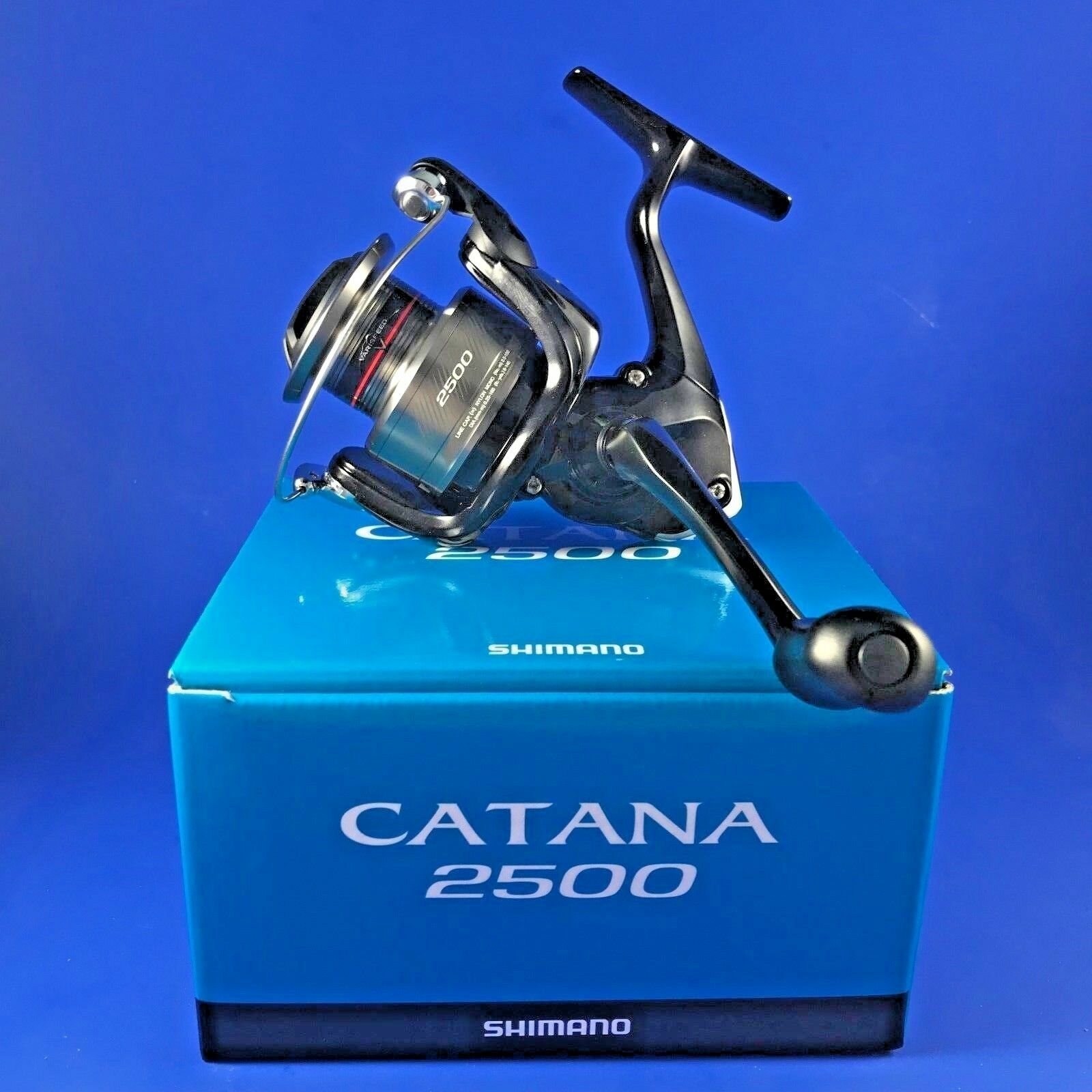 Shimano Catana 2500 FD // CAT2500FD // Front Drag Fishing Reel