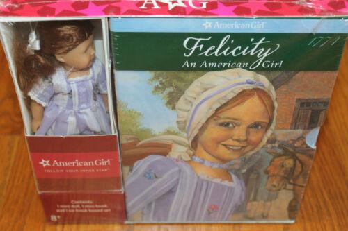 American Girl MINI DOLL 6 paperback BOOK SET u pick MOLLY Julie FELICITY Kirsten