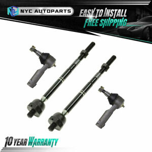 Engine: 4.2L, 4.6L, 5.4L 2006 For Ford F-150 Front Outer Steering Tie Rod End