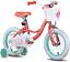 "JOYSTAR Fairy 12/"" 14/"" Inch Kids Bike with Basket /& Training Wheels"