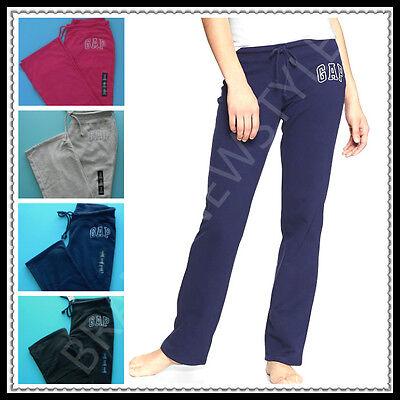 GAP Arch logo fleece pants Women SIZE  S, M, L, XL You pick one NEW